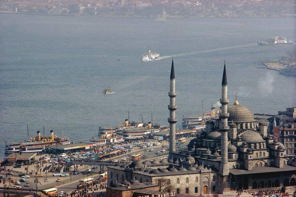 Новая мечеть Эминёню