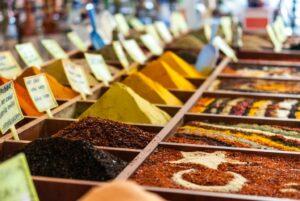 Египетский базар (Mısır çarşısı)