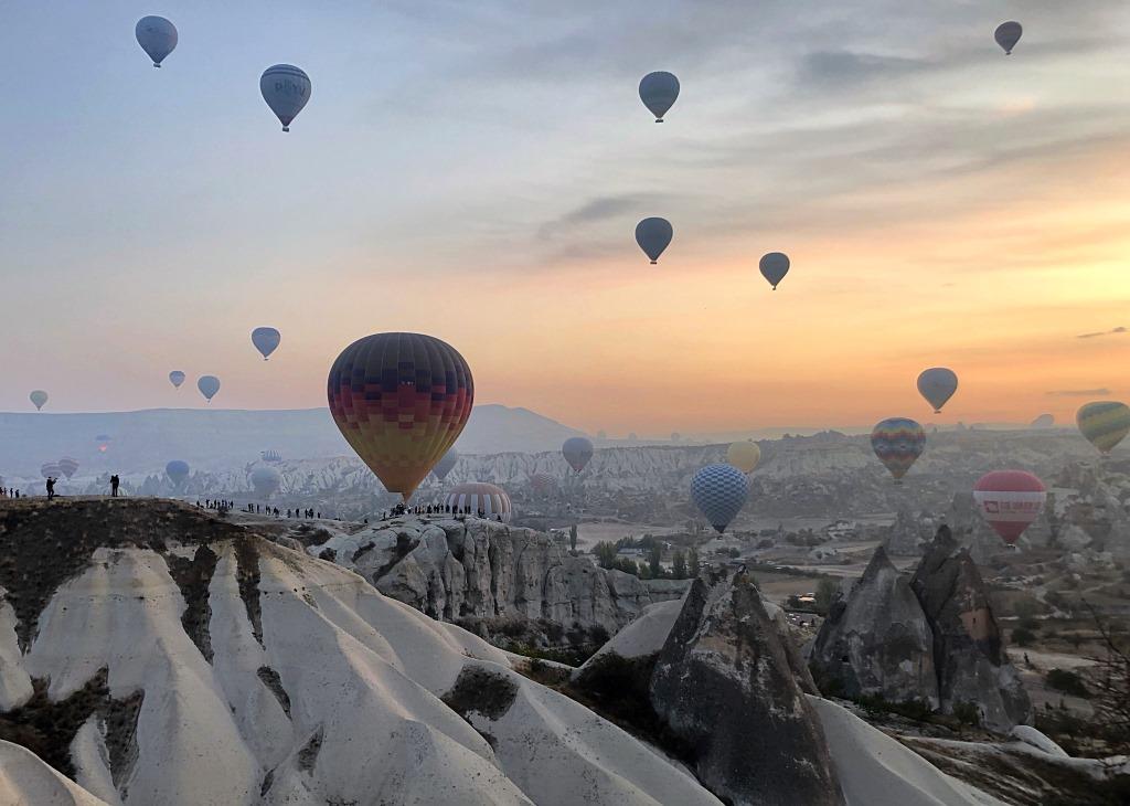 Из Стамбула в Каппадокию