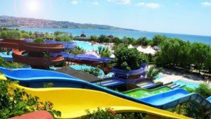 Аквапарки Стамбула Aqua Marine