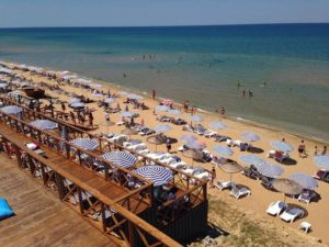 Стамбул пляжи Кильоса