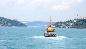 Bogaz turu Тур по Босфору Стамбул лето