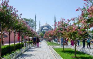 Что посмотреть в Стамбуле весной
