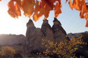 Каппадокия осенью