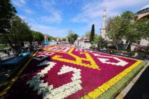 Istanbul lale festivali