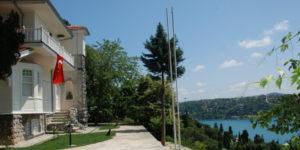 Aşiyan Müzesi Музей Ашиян Стамбул Бебек