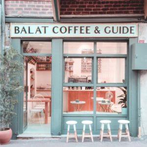Balat Coffee & Guide Стамбул Балат