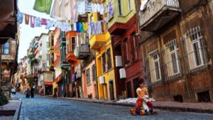 Балат Стамбул Balat Istanbul