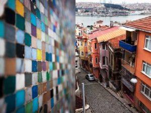 Balat sokaklari Istanbul Балат Стамбул