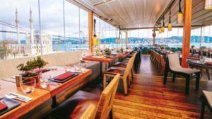 Banyan restaurant Istanbul Куда сходить в Стамбуле