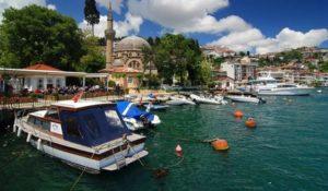 Bebek Camii Мечеть Бебек Стамбул