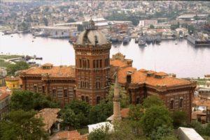 Константинопольский Патриархат (Fener Rum Ortodoks Patrikhanesi) Стамбул Балат