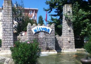 Kilyos Кильос пляжи