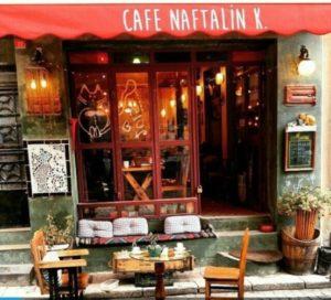 Cafe Naftalin K Стамбул Балат