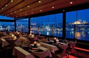 Peninsula restaurant Куда сходить в Стамбуле