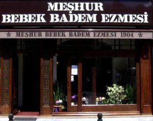 Meşhur Bebek Badem Ezmes Бебек Стамбул