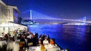 villa bosphorus Рестораны в Стамбуле