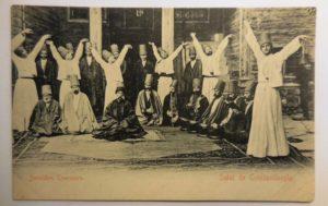 танец дервишей Стамбул где посмотреть