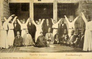 galata mevlevihanesi Танец дервишей Стамбул где посмотреть