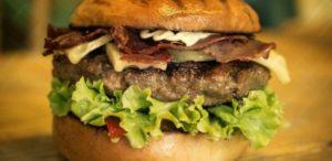 Biber Burger кафе в Бешикташе Стамбул