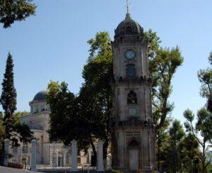 Часовая башня Йылдыз Yıldız saat kulesi