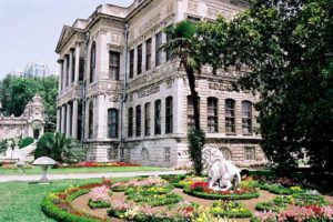 Дворец Йылдыз в Стамбуле (Yıldız sarayı)