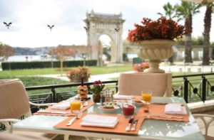 Laledan Restaurant - Çırağan Palace Kempinski