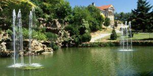 Парк Йылдыз в Стамбуле Yıldız parkı