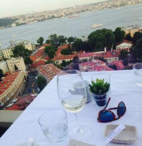 Vogue ресторан в Бешикташ Стамбул