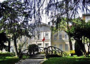 Павильон Шале, Дворец Йылдыз (Şale Köşkü)