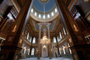 мечеть Йылдыз Yıldız Hamidiye camii