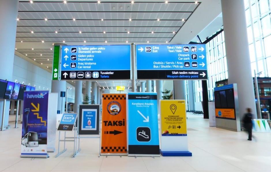 Новый Стамбульский аэропорт