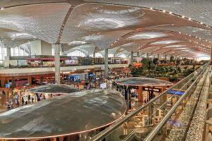 Чем заняться в Новом аэропорту Стамбула