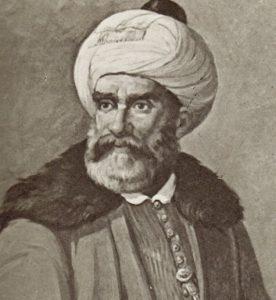 Барбарос Хайреддин Паша пират и флотоводец