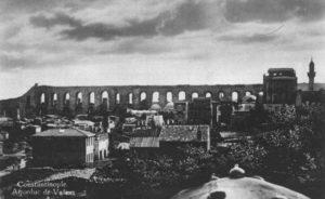 Bozdogan Акведук Валента Стамбул