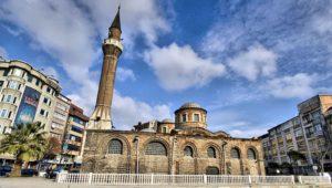 Fenari Isa camii мечеть Фенари Иса Стамбул