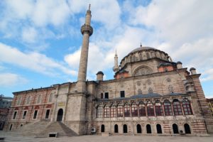 Laleli camii мечеть Лалели Аксарай Стамбул