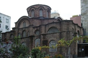 храм Мирелейон греч. Μυρελαίου) Бодрум Джами Стамбул