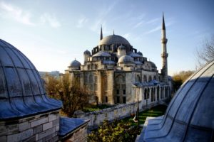 Sehzade camii Мечеть Шехзаде Стамбул
