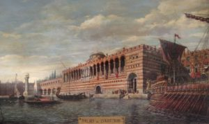 Дворец Вуколеон (Буколеон) Стамбул