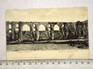 Justinien su Kemeri Maglova su kemeri Акведук Юстиниана Стамбул