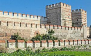 Византийские достопримечательности Стамбула
