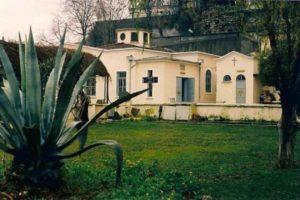 Церковь Влахернской Божьей Матери Стамбул