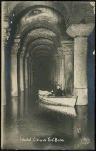 Yerebatan sarnici Цистерна Базилика Стамбул