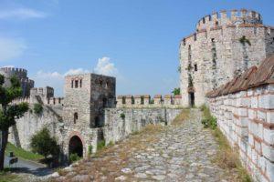 Крепость Йедикуле Yedikule Zindankari Стамбул