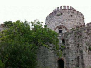 Башня Османа (Genç Osman Kulesi) Стамбул Йедикуле