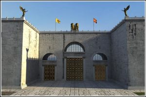 Золотые ворота Константинополя