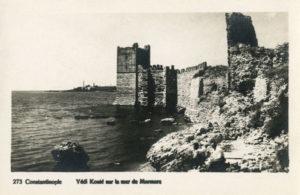Крепость Йедикуле Стамбул Yedikule Hisari