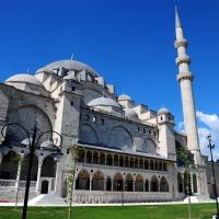 мечеть Сулеймание Экскурсия Великолепный век Стамбул
