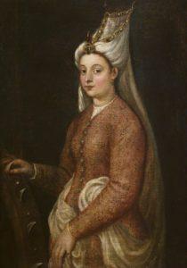 Михримах Султан дочь Султана Сулеймана и Хюррем Султан